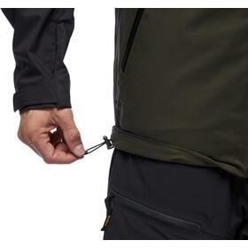 Black Diamond Boundary Line Insulated Jacket Men cypress/black